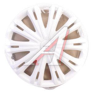 Колпак колеса R-15 декоративный белый комплект 4шт. ГИГА ГИГА бл R-15