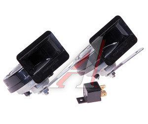 Сигнал звуковой 24V воздушный 420/420Hz комплект 2шт. FIAM FIAM 922012