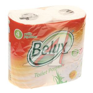 Бумага туалетная (4 рулона в упаковке) 40024