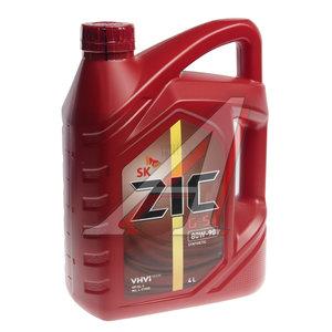 Масло трансмиссионное GL-5 4л ZIC ZIC SAE80W90, 047220, 8809036900788