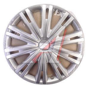 Колпак колеса R-16 декоративный серый комплект 4шт. ГИГА ГИГА R-16