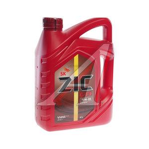 Масло трансмиссионное G-FF GL-4 синт.4л ZIC ZIC SAE75W85, 162626