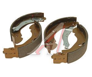 Колодки тормозные FORD Transit (00-06) задние барабанные (4шт.) FENOX BP53061, GS8689, 4540771