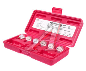 Набор индикаторов для проверки сигналов электронных систем впрыска (TBI,PFI,SCPI) в кейсе JTC JTC-1009,