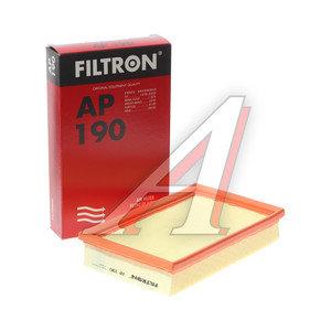 Фильтр воздушный SUZUKI Wagon R+ (00-04) (1.3) FILTRON AP190, LX737, 13780-83E00