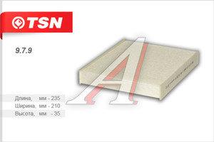 Фильтр воздушный салона FORD Focus TSN 9.7.9, LA220, 1354953