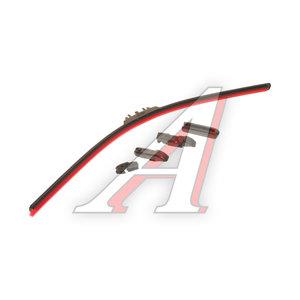 Щетка стеклоочистителя 600мм бескаркасная Super Flat Premium HEYNER AL-284