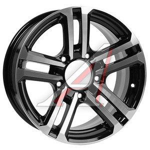 Диск колесный ВАЗ литой R16 Палладика АЧ K&K 5х139,7 ЕТ30 D-98,