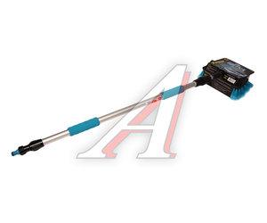 Щетка для мытья автомобиля телескопическая 112-177см ZEUS ZB004, 072004