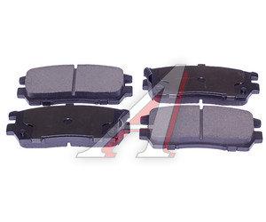 Колодки тормозные MITSUBISHI Pajero 1,2 (3.0/3.5/2.5 TD),L400 (94-03) задние (4шт.) SANGSIN SP1538, GDB1127