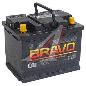 Аккумулятор BRAVO 60А/ч 6СТ60