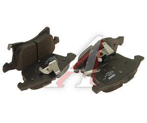 Колодки тормозные OPEL Astra G (1.8/2.2 16V),Zafira A,B (1.6/1.8) передние (4шт.) FENOX BP43090, GDB1350, 95514416