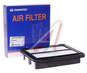 Фильтр воздушный DAEWOO Kalos (03-) (1.2/1.4) CHEVROLET Aveo OE 96536696, LX1915