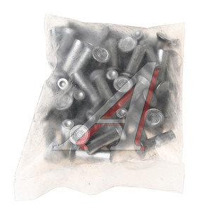 Заклепка HYUNDAI тормозной колодки 6.0х20.0 (алюминий, конус.) комплект 64шт. 58144-83401