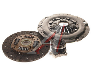 Сцепление CHEVROLET Lacetti (05-) (2.0) (225мм) комплект (с гидр.выжимным подшипником) VALEO PHC DWK-038, 96407521/96182695/96286828
