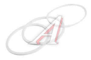 Ремкомплект КАМАЗ-ЕВРО фильтра грубой очистки масла белый силикон (2поз./4 дет.) 740.1012010*РК, 7406.1012010*РК
