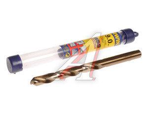 Сверло по металлу 9.0х125мм HSS Cobalt IRWIN 10502563