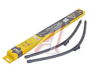 Щетка стеклоочистителя MERCEDES GL (X166) (11-) 650/580мм комплект Visioflex SWF 119435, 580, 650, A1668201045