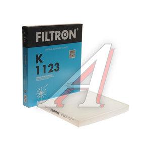 Фильтр воздушный салона TOYOTA Avensis (03-),Corolla (02-),Rav 4 FILTRON K1123, LA157