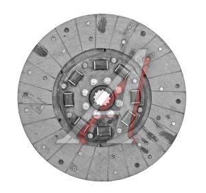 Диск сцепления МТЗ ведомый (резиновые втулки) БЗТДиА 85-1601130