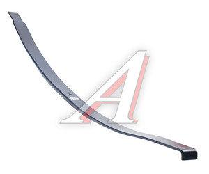 Лист рессоры МАЗ-64222 передней №3 (3-х листовой) L=2000мм ЧМЗ 64222-2902103-10, 64222-2902103
