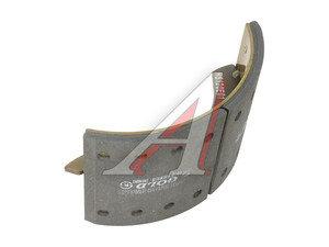 Колодки тормозные HYUNDAI HD120 барабанные задние (1шт.) (150мм) (R16) HSB HS7002, 58340-6A900