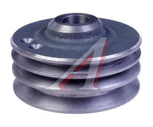 Шкив ЯМЗ-236НЕ привода вентилятора 3-х ручьевой (МАЗ) АВТОДИЗЕЛЬ 236-1308025-В2