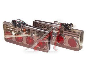 Фонарь задний ВАЗ-2108-14 PRO SPORT тонированный хром комплект RS-01055, 2108-3716010