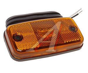 Фонарь габаритный светодиодный с кронштейном желтый FRISTOM FT-19 Z+K LED