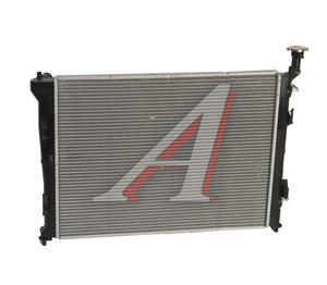 Радиатор KIA Ceed (06-) (1.6) АКПП (уценка) OE 25310-1H060