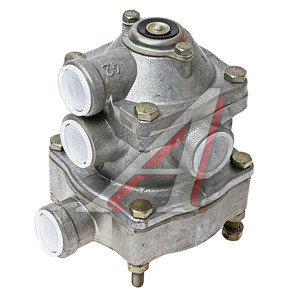 Клапан ЗИЛ,КАМАЗ,МАЗ двухпроводный управления тормозами прицепа ПААЗ 100-3522010