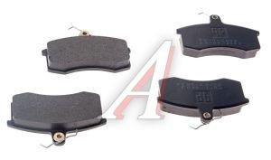 Колодки тормозные ВАЗ-2108 передние (4шт.) PILENGA 2108-3501090, FD-P 2003, 2108-3501080