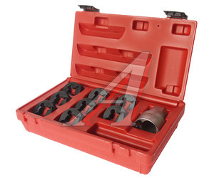 Набор инструментов для восстановления резьбы оси ШРУСа (М24х2.0-М20х1.25, 3/4х20) в кейсе JTC JTC-5203,