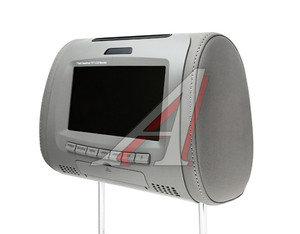 """Подголовник с LCD-монитором 7"""" DVD/USB/SD/MMC ДУ HP-7001BE(BEIGE), HP-7001BE"""
