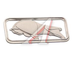 Знак заводской МАЗ облицовки радиатора (Зубр) (ОАО МАЗ) 6430-8401303-010, 64308401303010