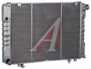 Радиатор ГАЗ-3302 медный 3-х рядный Н/О (теплоотдача +55%) ОР 3302-1301010, 3302-1301.010-33 ВК, ЛР3302.1301010