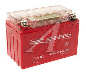 Аккумулятор RED ENERGY 9А/ч 6СТ9 VRLA 12-09