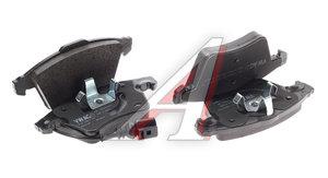 Колодки тормозные VW T5,Multivan 5 передние (4шт.) OE JZW698151Q, GDB1555