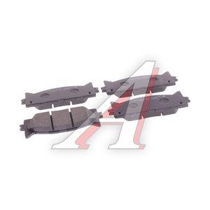 Колодки тормозные TOYOTA Camry V40 (06-) LEXUS ES350 (06-) передние (4шт.) HSB HP5179, GDB3429, 04465-07010