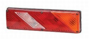 Фонарь задний правый (24V, косые секции рассеивателя) АВТОТОРГ R0170 L, 0170L/R,