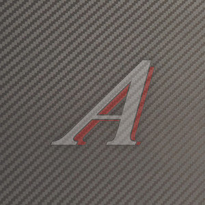 Пленка карбоновая черная 3D MaxPlus 1.55х0.5м, 180мк ТНП, рулон 20 полуметров(10м)