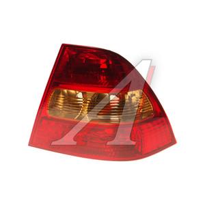 Фонарь задний TOYOTA Corolla седан (01-) правый TYC 11-5607-01-6B, 212-19D8R-UE, 81551-1E200