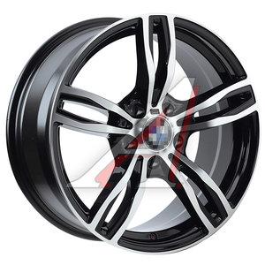 Диск колесный литой BMW 3 (F30) R18 B129 BKFP REPLICA 5х120 ЕТ34 D-72,6
