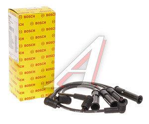 Провод высоковольтный RENAULT Megane,Kangoo комплект BOSCH 0986357256
