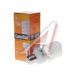 Лампа энергосберегающая E27 30W (150W) теплый CAMELION Camelion LH30-AS-M/827/E27, 7982,