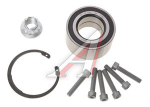 Подшипник ступицы VW Touareg AUDI Q7 PORSCHE Cayenne передней/задней SNR R154.10, VKBA3645, 7L0498287
