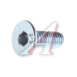 Винт М6х1.0х16 потай под шестигранник DIN7991