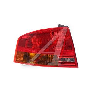 Фонарь задний AUDI A4 седан (04-) левый наружный TYC 11-B186-01-9B, 446-1904L-UE, 8E5945095