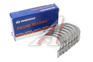 Вкладыши DAEWOO Nexia (95-) шатунные d+0.25 комплект (8шт.) DAEWOO 93742708, 93742277/96351995