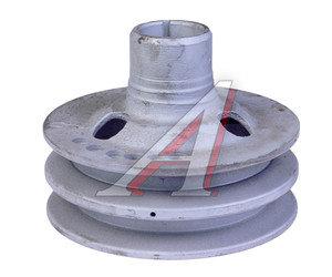 Шкив ЗИЛ-130 вала коленчатого АМО ЗИЛ 130-1005050-А3